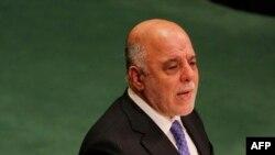 Премьер-министр Ирака Хейдар аль-Абад