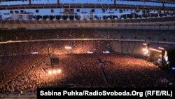 Аншлаг на «Олімпійському»: концерт гурту «Океан Ельзи» «20 років разом»