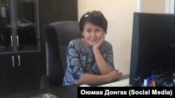 Оюма Донгак (архивное фото)