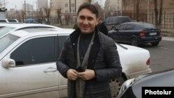 Армен Геворкян, Ереван, 14 декабря 2018 г.