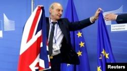 Steagul britanic, ajustat înainte de reuniunea UE