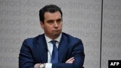 Министр экономики Украины Айварас Абромавичюс.