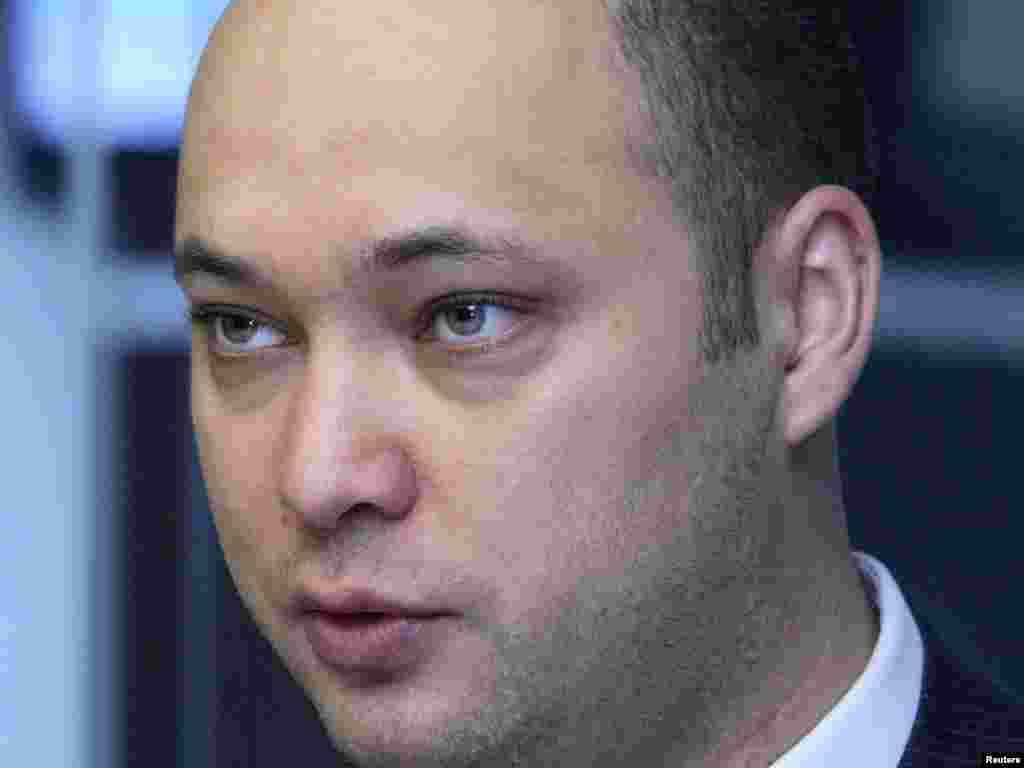 Максим Бакиев, младший сын экс-президента КР. 12 октября он был арестован в Лондоне по запросам США и Кыргызстана.