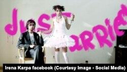 Ирена Карпа в сценическом образе
