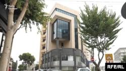 У цій будівлі «прописана» компанія Geo-Alliance Віктора Пінчука