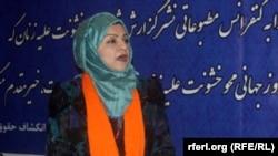 یزدان پرست: یک قشری از حامیان حقوق زن به وجود آمد که خود به اهداف خود رسیدند و زن افغان بینوا باقی ماند.