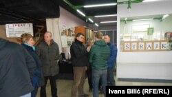 Štrajk u Šipadu, foto: Ivana Bilić