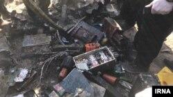 جعبه سیاه هواپیمای اوکراینی