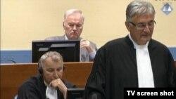 Sa suđenja Ratku Mladiću