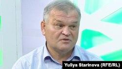 Михаил Мальгин, помощник министра здравоохранения Республики Хакасия