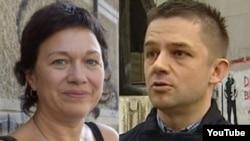 Dubravka Stojanović i Tvrtko Jakovina