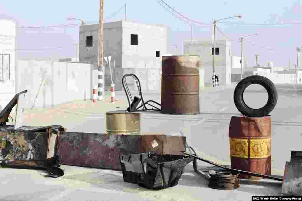 Martin Kollar, Field Trip, Israel, 2009-2011