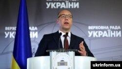 Парбій збирає новообраних депутатів 9 серпня