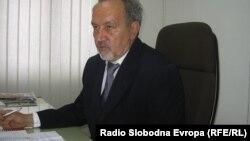 Миомир Панковски, директор на Здравствениот дом во Куманово.