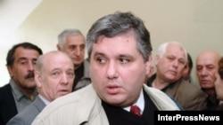 Коба Давиташвили назвал действия властей «подлостью» и «пакостью»