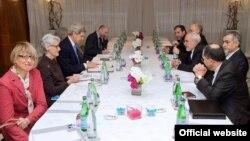 مذاکرات هسته ای در ژنو