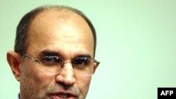غلامحسین نوذری، وزیر نفت ایران. (عکس: Afp)