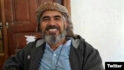 آقای حیدره در سال ۲۰۱۳ بازداشت شده بود