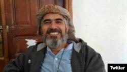 حامد بن حیدره، رهبر بهاییها در یمن که از هفت سال پیش زندانی است.