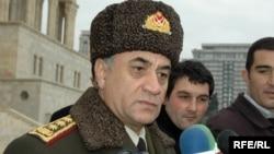 Daxili İşlər Naziri Ramil Usubov