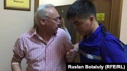 Саидқозӣ Матаев