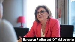 European lawmaker Adina Valean
