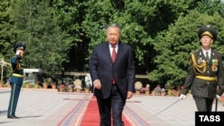 Kyrgyz President Kurmanbek Bakiev -- following the well-tread path of Central Asian authoritarianism?