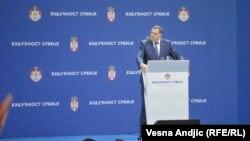 Dodik: Nećemo NATO zato što su i nama u dva navrata bacali bombe