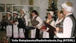 Фестиваль «святих вечорів» національних меншин України у Донецьку. Німецька громада