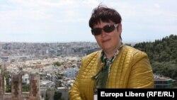 Valentina Ursu, Atena, 28 aprilie 2014
