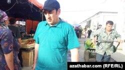 """Daýhan bazary"", Aşgabat."