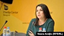 Ivana Žanić, direktorka Pravnog programa Fonda za humanitarno pravo (FHP)