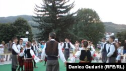 Prijepolje: Smotra folklornih ansambala regiona