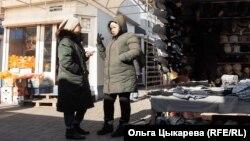 Хабаровский рынок опустел
