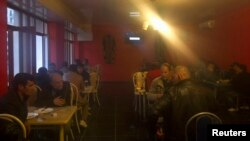 Придорожное кафе в России (архивное фото)