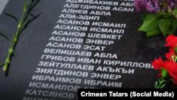 Торгызылган һәйкәл. Crimean Tatars фотосы.