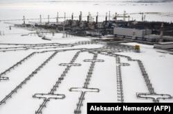 """Бованенковское месторождение на Ямале, источник газа для """"Северного потока – 2"""""""