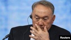 Нұрсұлтан Назарбаев.