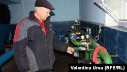 Instalație de apă la Ciorești