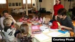 Эти дети из Белоруссии вырастут стопроцентными американцами и будут успешнее своих родителей