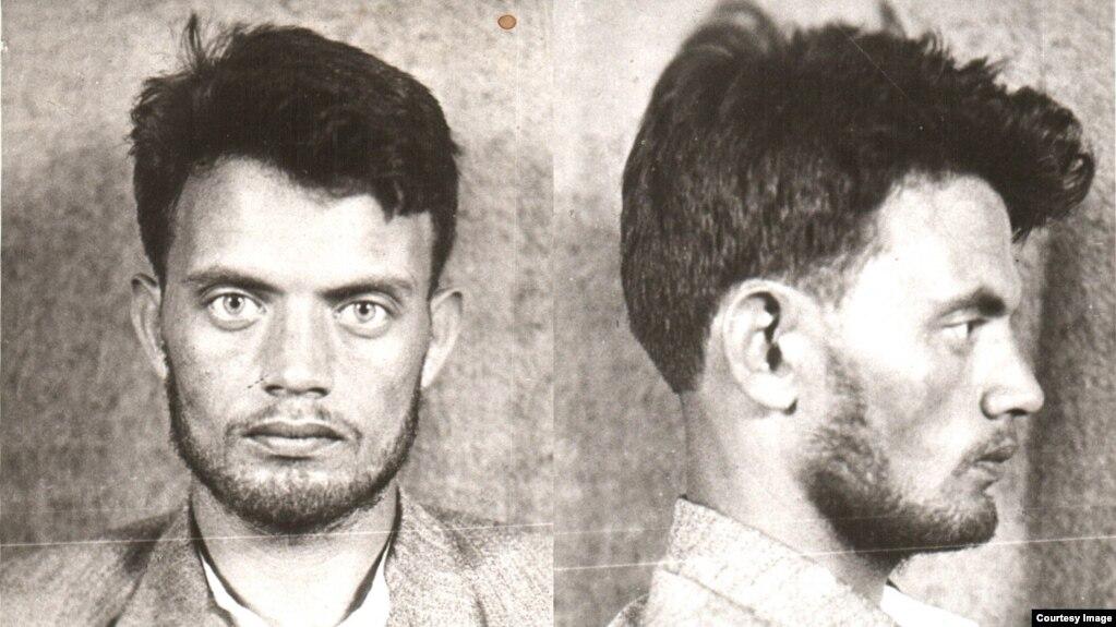 Алексей Черкасов, первый арест