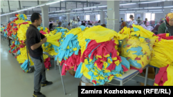 Cool-Bros фабрикасы. Бишкек. 22-сентябрь, 2021-жыл.