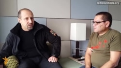 """""""ДНР""""-Хадакоўскі: Чухаем левае вуха праз правае плячо"""