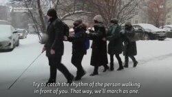 The Blind Leading The Blindfolded Through Yekaterinburg