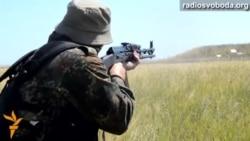 «Азов» пристріляв нову зброю і чекає наказу діяти