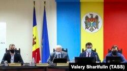 Membrii Comisiei Electorale Centrale