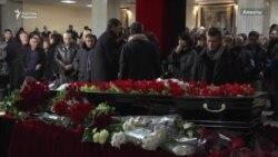 Журналист Бендицкиймен қоштасу рәсімі өтті