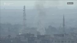 Granatiranje Sirije nakon sporazuma o primirju