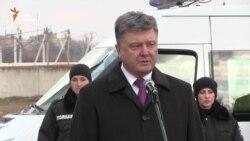 Порошенко не чекає «жодних рішень» щодо Савченко до квітня