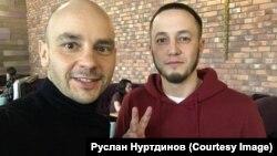 Андрей Пивоваров и Руслан Нуртдинов